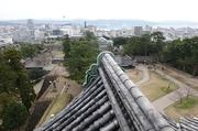 18松江城より松江市.JPG