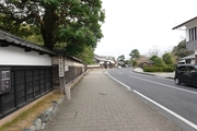 20小泉八雲旧居塀.JPG